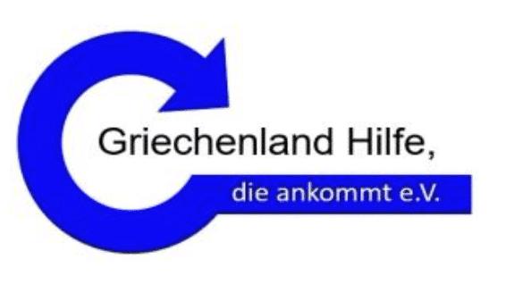 Logo Griechenland Hilfe, die ankommt e.V.